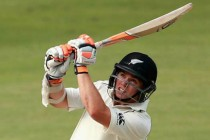 Latham century helps New Zealand to sizeable lead