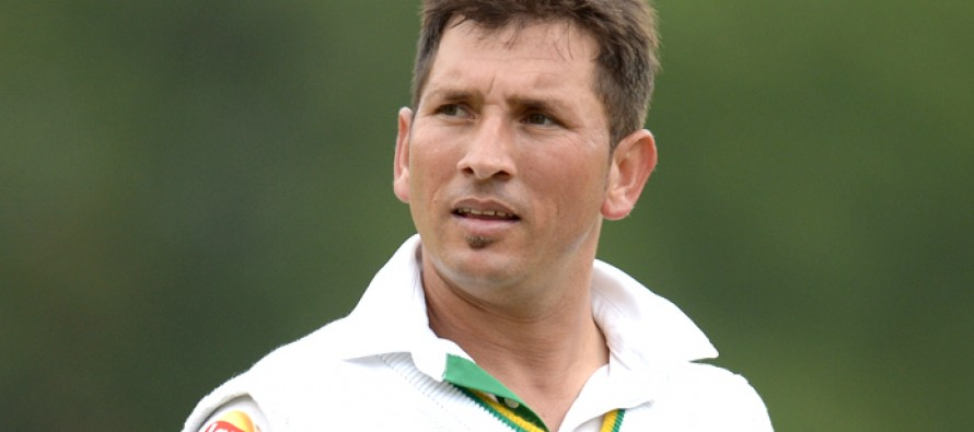 Yasir Shah slips to number five in the ICC Test rankings