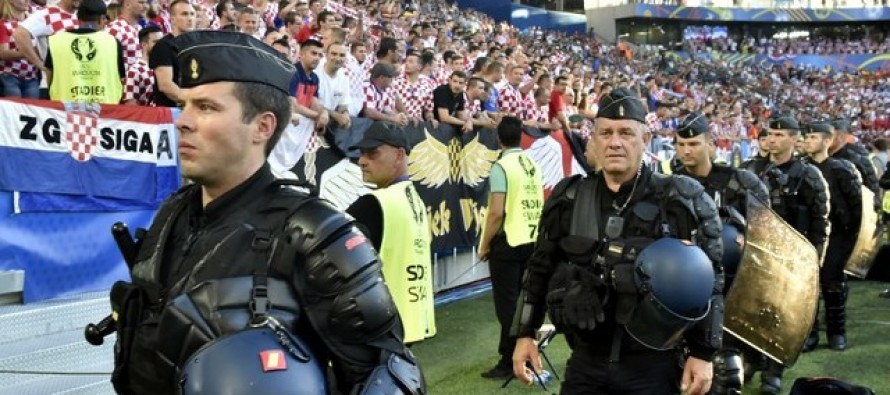 More than 1,000 arrests linked to Euro 2016: minister
