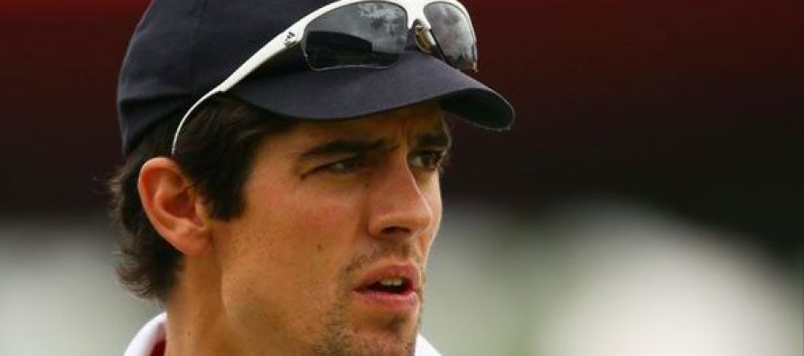 Cook backs Ali, says Shah 'up there with spin greats'