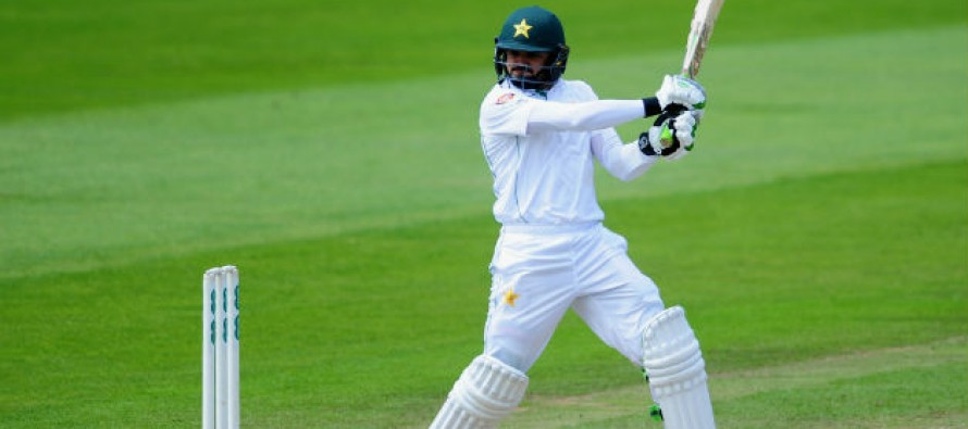 Azhar Ali gains top form before first Test match