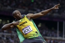 Bolt aims for more Olympic glory in Rio