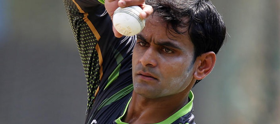 Hafeez to undergo bowling action test soon