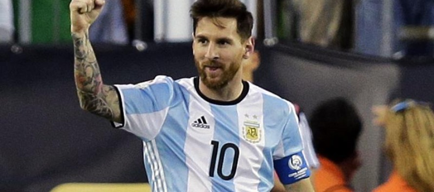 Argentina will be competitive without Messi, says Crespo
