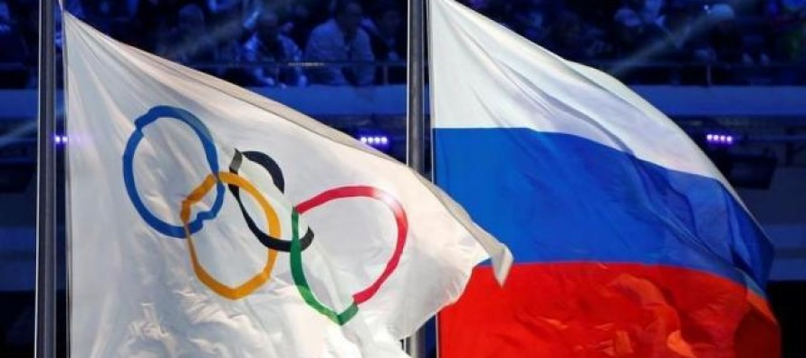 Russian gymnasts must not be banned from Rio, says governing body