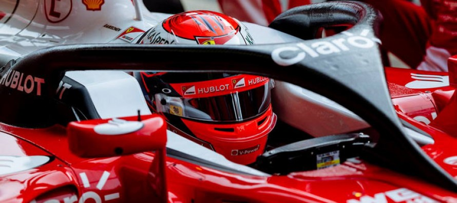 F1 bosses vote against 'Halo' in 2017