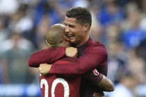 Ronaldo is the only player I admire, says Quaresma