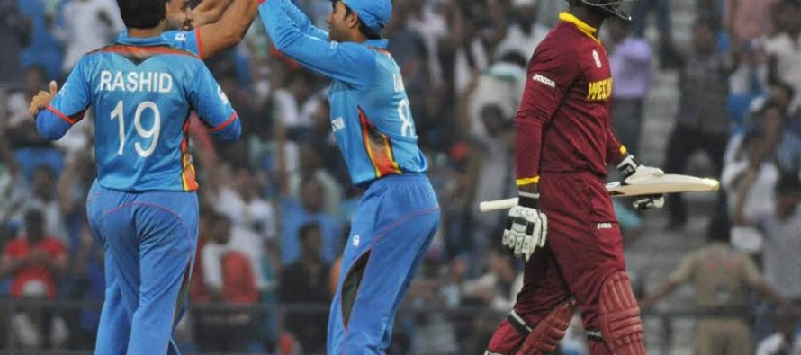 Afghanistan to tour West Indies in June 2017