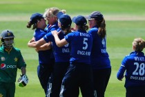 England Women dominated Pakistan in the first T20