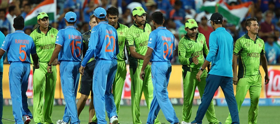 Boards look to hold Indo-Pak series at a neutral venue