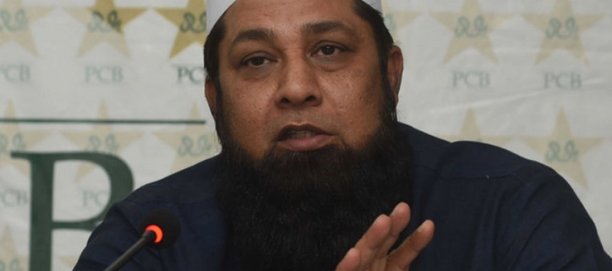 Inzamam-ul-Haq annoyed with Alastair Cook's comments on Mohammad Amir