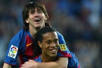 Messi still the best despite international failures – Ronaldinho
