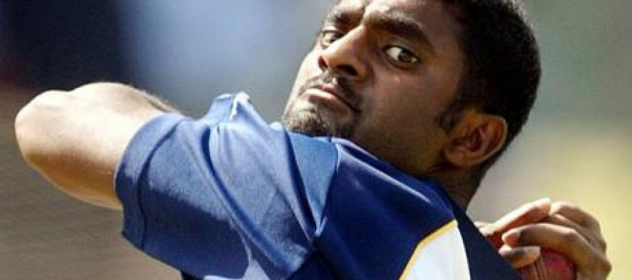 Muralidaran inducted in ICC Hall of Fame