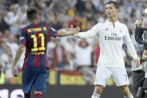 Neymar names Ronaldo as favourite for Ballon d'Or