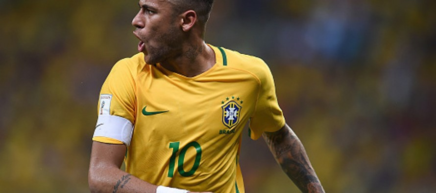 Brazil happy to rely on Neymar for Olympic gold