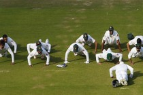 Pakistan to go easy on press-up routine