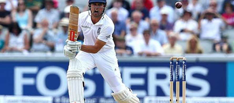 England in complete command with a 489 run lead