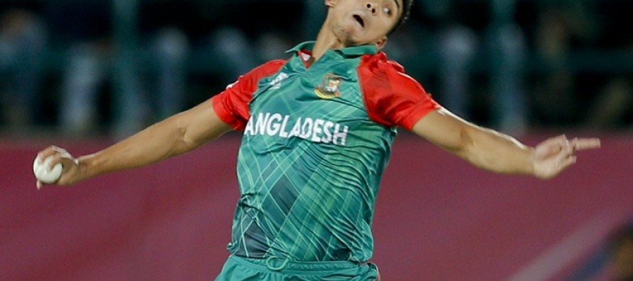 Taskin Ahmed to be ready for the bowling action test soon
