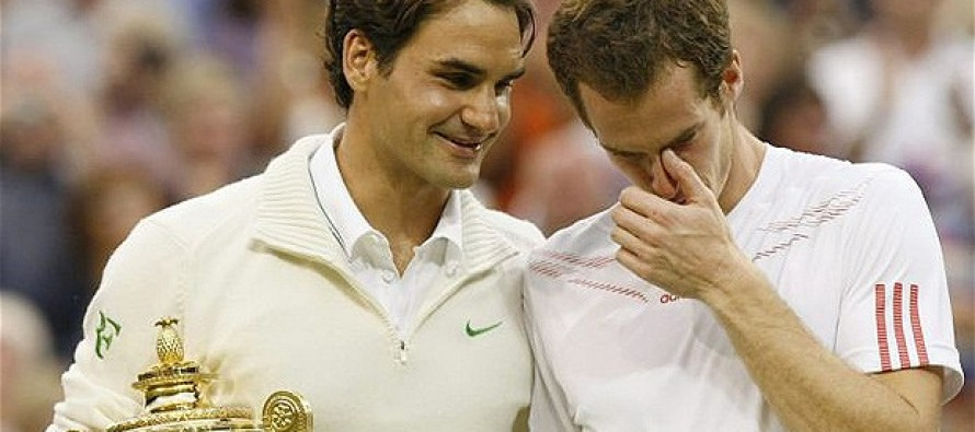 Murray, Federer aim to preserve old order at Wimbledon