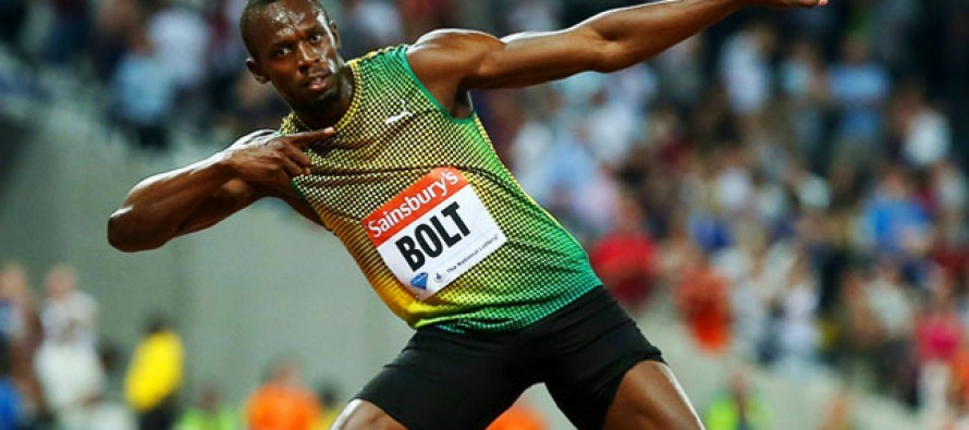 Hopes rest on Bolt to lead athletics out of doping darkness