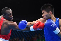 Bare-knuckled Kenyan scores shock Rio boxing win