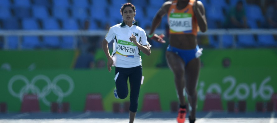 Najma's exit ends Pakistan's Rio dream
