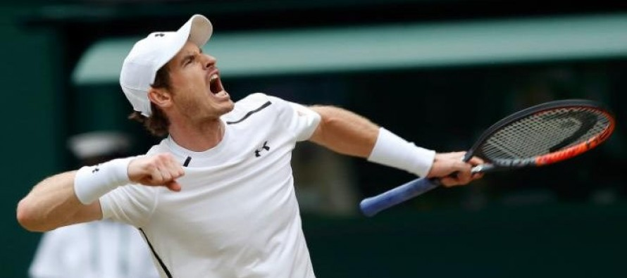 Murray in hurry to make last-16