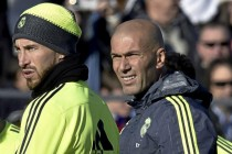 Zidane and Ramos optimistic about Real's chances in UEFA Super Cup final