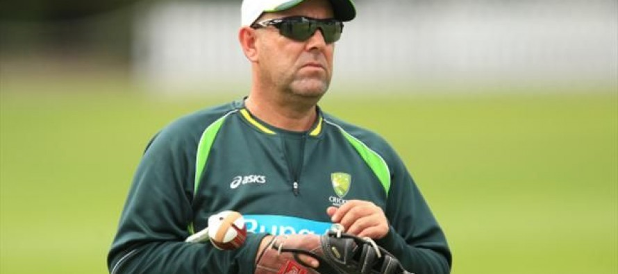 Lehmann's contract extended as Australia coach