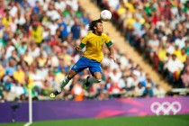 Neymar tasked with delivering Brazil's elusive gold