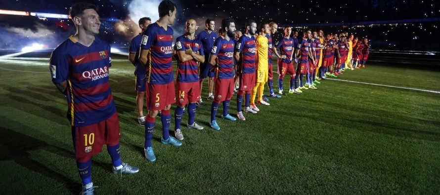 Barcelona squad is best ever, says Luis Enrique