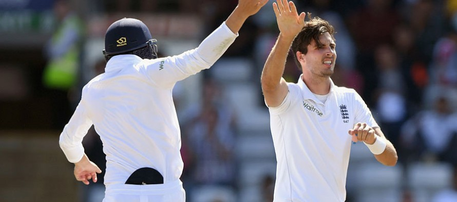 Bayliss encouraged to see Finn 'step it up'