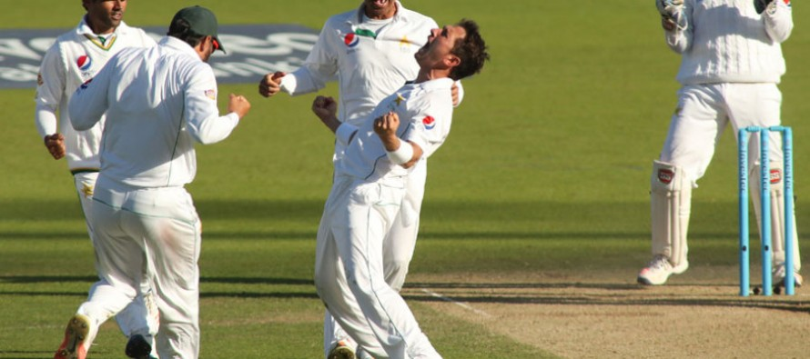 Pakistan conquer England on their independence day