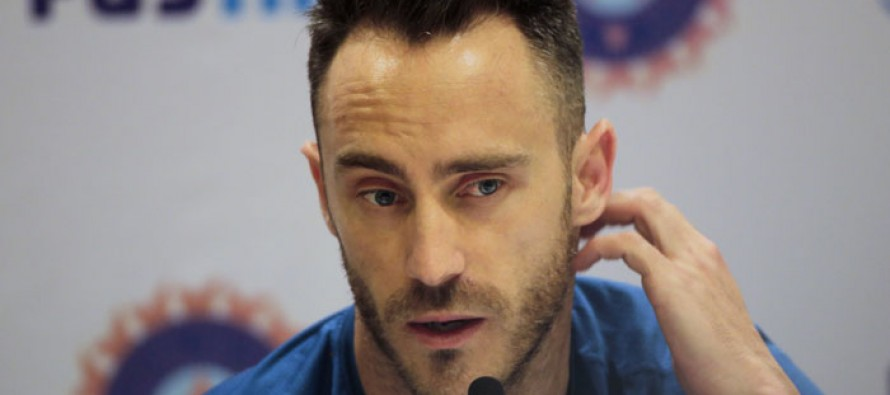 South Africa 'scarred' by India, admits Faf