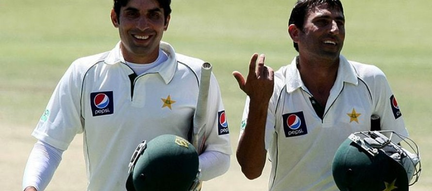 Shaharyar Khan advises Misbah and Younus to forget about retirement