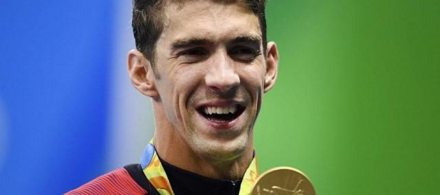 Phelps bids for astonishing 20th gold