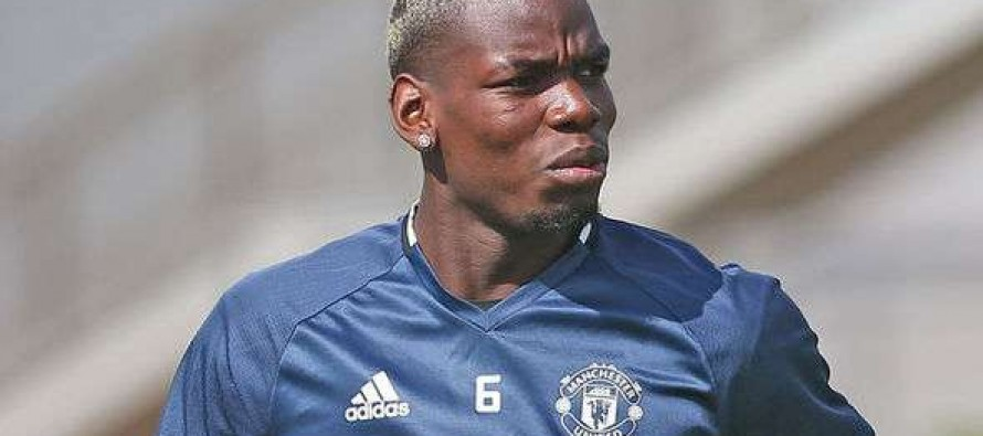 Pogba poised for second Man United debut
