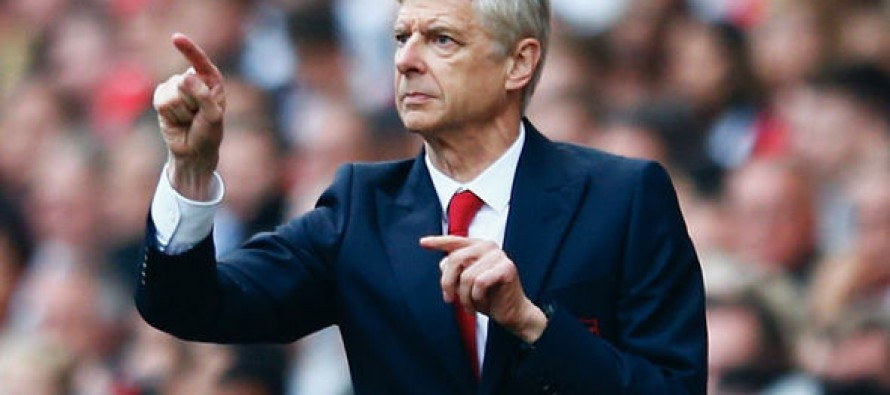 Wenger adamant he's ready to spend