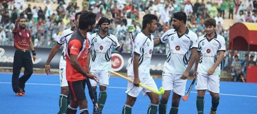 PHF impressed with the success of Pakistan Cup