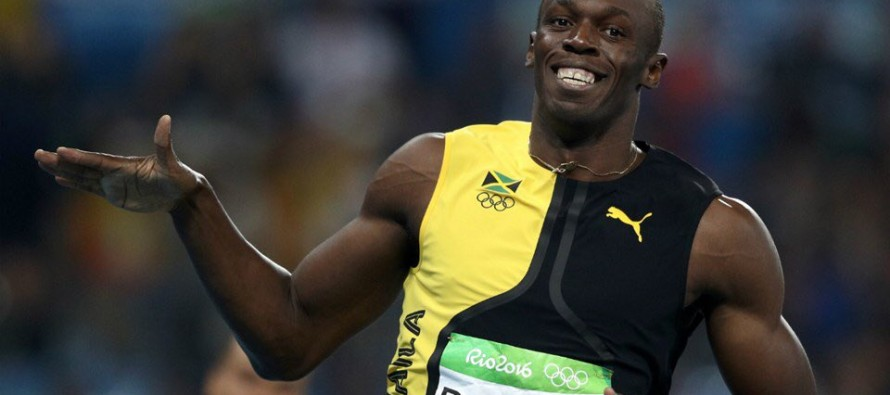 Bolt eyes 200m record in race to immortality