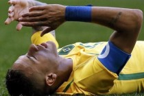 Brazil booed off as Neymar flops in South Africa stalemate