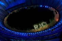 Rio's glittering opening launches Olympic