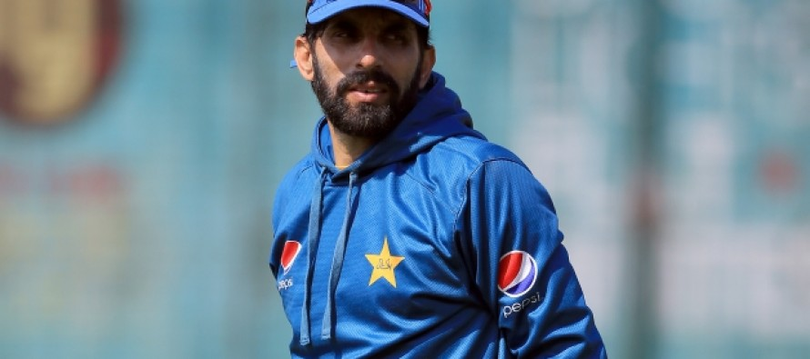 Misbah keen to leave Pakistan legacy