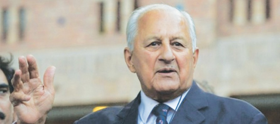 Shaharyar Khan wants to name stadium after Hanif Muhammad