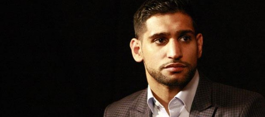 Amir Khan steps up to provide clean water to people of Thar