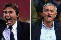 Conte brushes off Mourinho title jibes