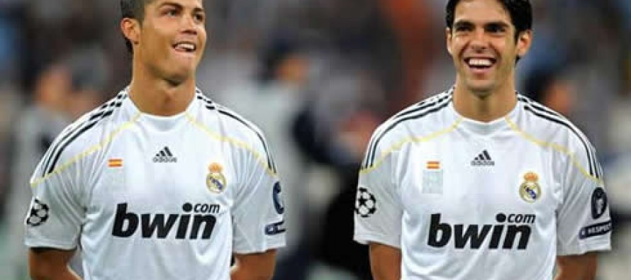 Kaka impressed with Ronaldo's 'incredible' winning mentality