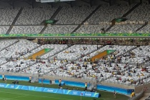 More than half of free tickets unused at Rio Games : organizers