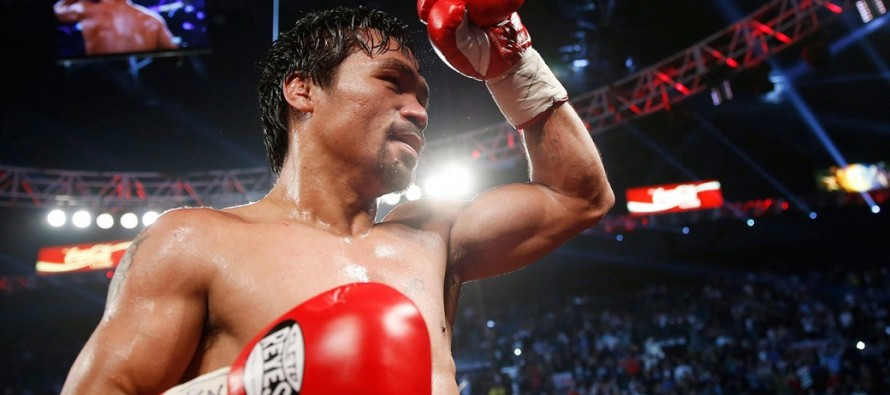 Pacquiao plans to fight Vargas in November, report