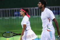 Mirza, Bopanna fail to give India first medal
